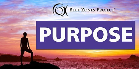 Blue Zones Project Virtual Purpose Moai (Tuesday) tickets