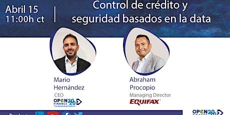 Control de crédito y seguridad basados en data entradas