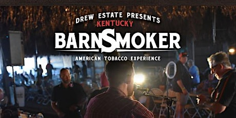 Kentucky Fire Cured Barn Smoker by Drew Estate tickets