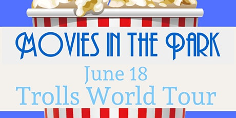 Movies in the Park - June tickets