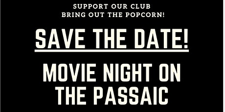 Movie Night on the Passaic tickets