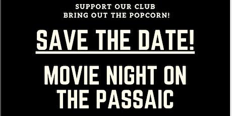 Movie Night on the Passaic tickets