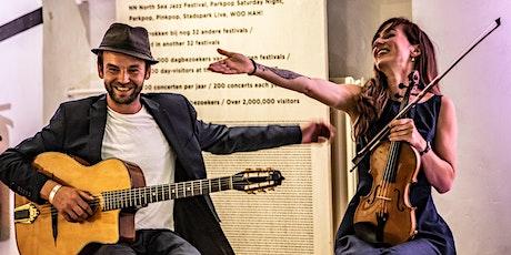 Mini-concert en direct sur Zoom « Pierre et les Optimistes » tickets