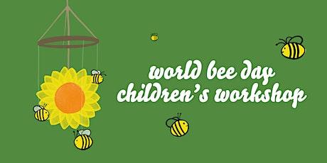 World Bee Day childrens workshop tickets