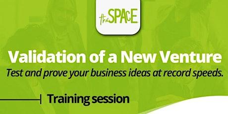 Validation of New Venture - Test and prove your business ideas - JosephusA tickets