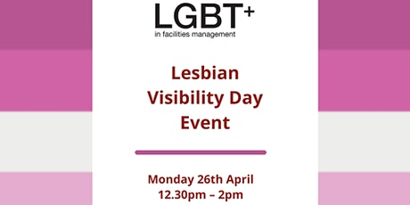 LGBT+ in  FM - Lesbian Visibility Day tickets