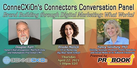 Brand Building through Digital Marketing: What Works! tickets