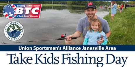 2021 Take Kids Fishing Janesville WI tickets