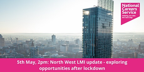 North West LMI update - exploring opportunities after lockdown tickets