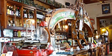 "Safari por San Telmo + Merienda en Bar Notable ""El Federal"" entradas"