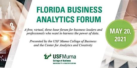 Florida Business Analytics Forum tickets
