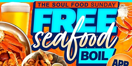 FREE SEAFOOD BOIL at MYNT CHOPHOUSE! tickets
