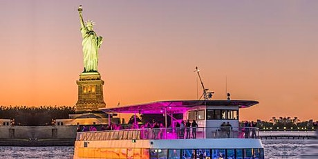 NYC BRUNCH  BOAT PARTY CRUISE  NEW YORK CITY VIEWS  OF STATUE OF LIBERTY tickets