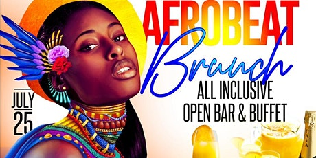 Cultured III: The Afrobeat Brunch Experience tickets