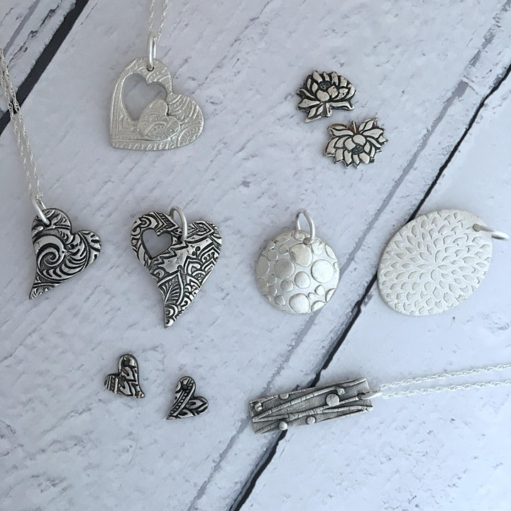 Jewellery Workshop - An Introduction to Silver Clay - Friday 28th May image