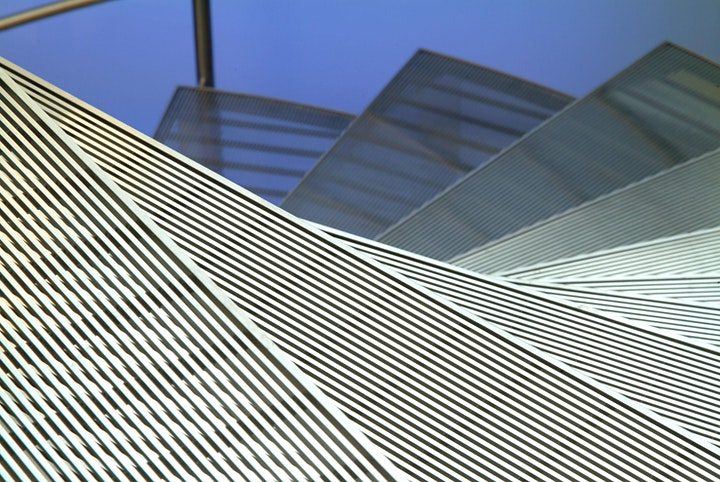 BRAND NEW CPD:  Specifying Welded Wedge Wire Grilles image