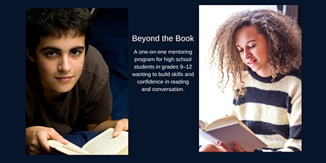 Beyond the Book (summer session) : Parent and Teen  Information session tickets