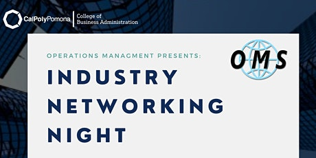 Industry Networking Night tickets