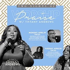 Two Nights w/Tiffany Andrews tickets