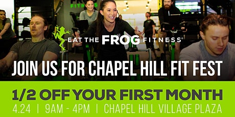 Eat The Frog Chapel Hill Fit Fest tickets