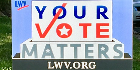 League of Women Voters of Arlington - Candidate Forum tickets