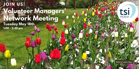 Volunteer Managers' Network Meeting tickets