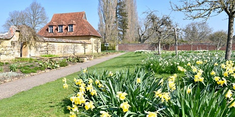 Timed entry to Barrington Court (19 Apr - 25 Apr) tickets