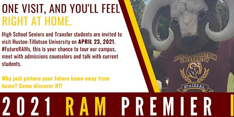 Huston-Tillotson University - Future RAM Spring  Preview Day tickets