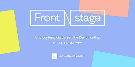Frontstage 21— Service Design Online Conference tickets