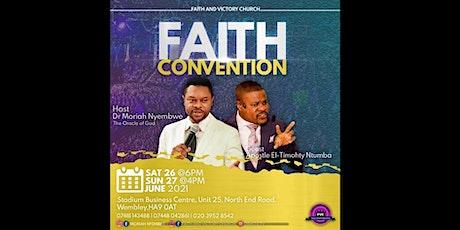 Faith Convention tickets