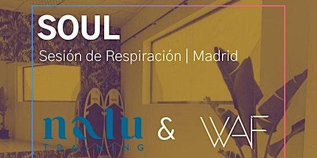 Sesión de Respiración | NALU Training (Madrid) entradas