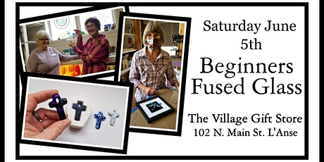 Beginners Fused Glass tickets