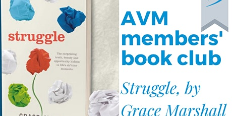 AVM Book Club: Struggle, with guest author Grace Marshall tickets