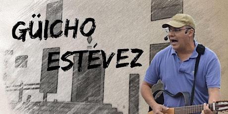 Jugando con la música - Güicho Estévez tickets