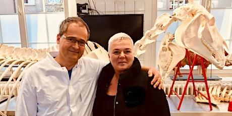 Teil 1: Sattelseminar mit Prof. Christoph Mülling und Kriemhild Morgenroth Tickets
