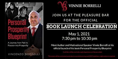 Vinnie Borrelli  - Book Launch Celebration Party tickets