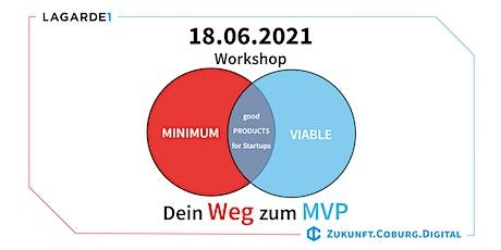 Workshop: Dein Weg zum MVP! Tickets