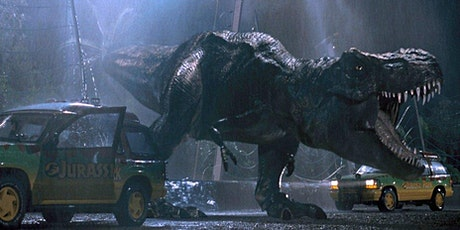 Backyard Movies: Jurassic Park tickets