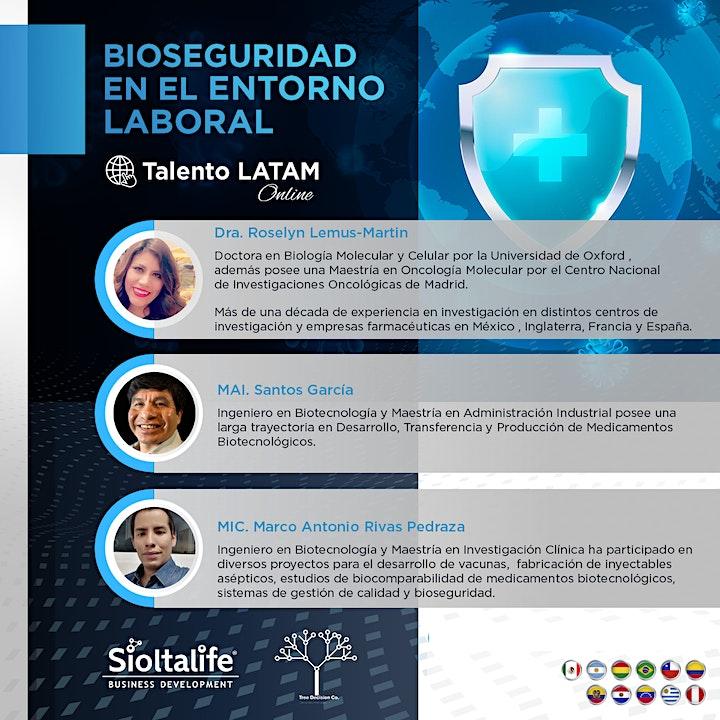 Imagen de Bioseguridad en el Entorno Laboral