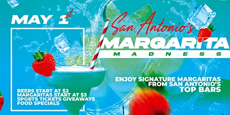 San Antonio Margarita Madness tickets
