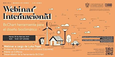 Webinar Internacional: BcChart herramienta para el entradas