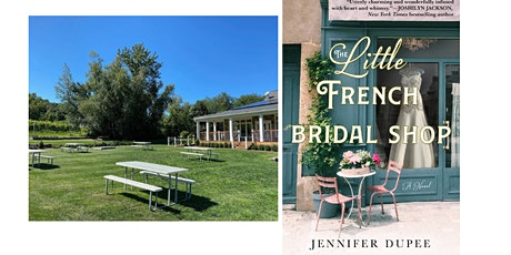 An Evening with New England Author Jennifer Dupee tickets