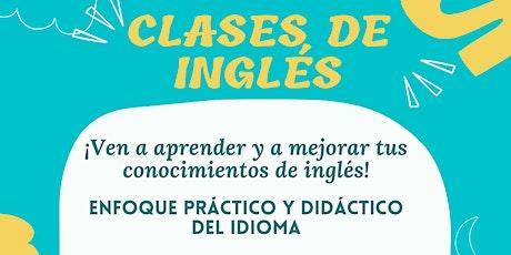 Nuevos cursos de inglés tickets