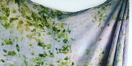 Nature Composed Natural Dye Workshop: Eco-Printing with Seasonal Flowers tickets