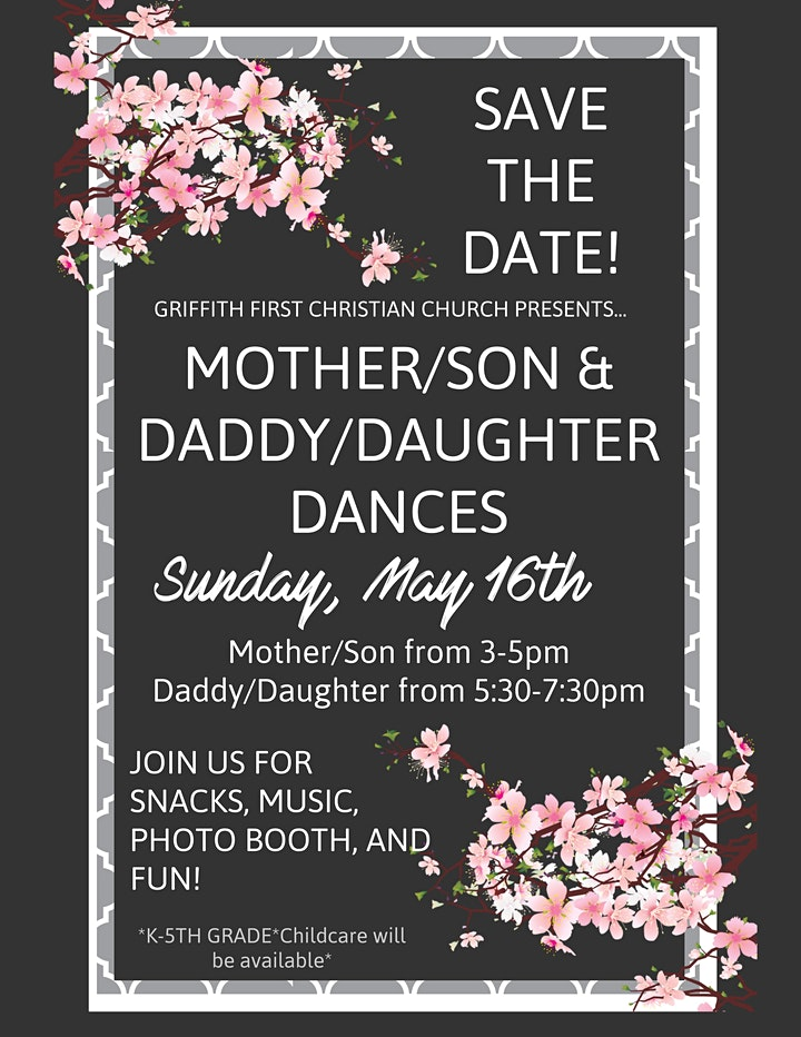 Mother/Son & Daddy Daughter Dance image