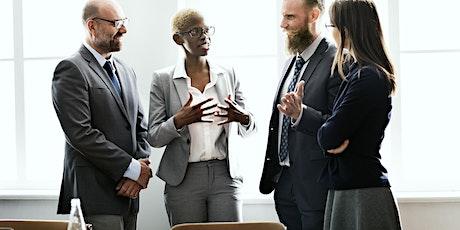 Investor Liaison Webinar Series: Effective Networking Tactics tickets