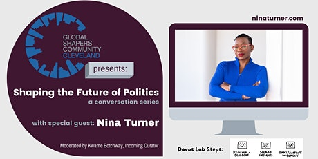 Shaping the Future of Politics: a conversation with Nina Turner tickets