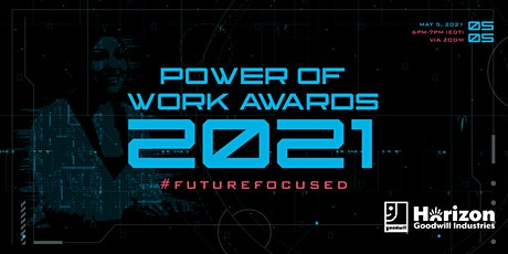 2021 Annual Power of Work Awards tickets
