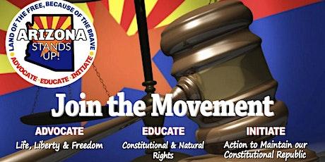 """Freedom In Arizona"" tickets"
