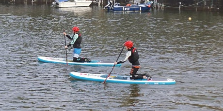 Cullen Sea School  Beginners Paddlesports Session (10th May onwards) tickets